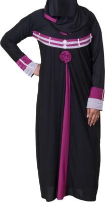 Just khatoon ABA008ABA Semi Cotton Abaya No