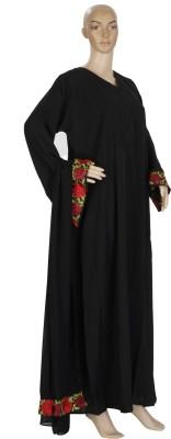 Hijab Studio HSBERM053 Nida Solid Burqa Yes