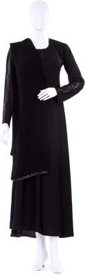 Hijab Studio HSB008SML Nida Solid Burqa Yes