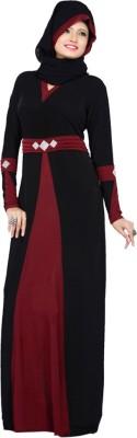 Saree Exotica AB14210 Lycra Printed Abaya No