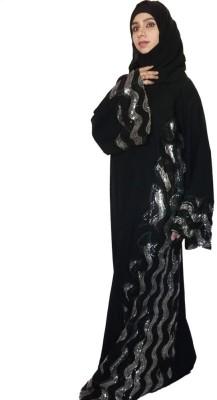 Pehnawa Beistha Dubai Abaya Georgette Abaya No