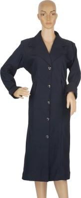 Hijab Studio HSBSBBL047 Poly Spun Solid Burqa No
