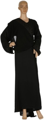 Hijab Studio HSBEB054a Nida Solid Burqa Yes