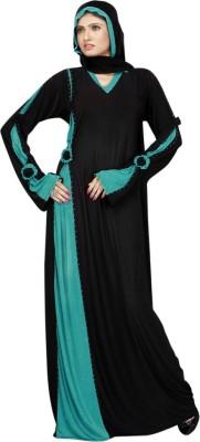 Saree Exotica AB14020 Lycra Printed Abaya No