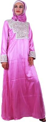 Islamic Attire MASHEL Polyester Abaya No