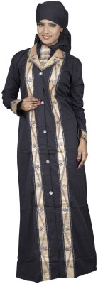 Hawai WB00034 Leon Self Design Burqa Yes