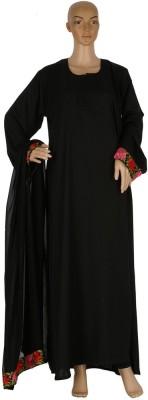 Hijab Studio HSBERP051 Nida Solid Burqa Yes