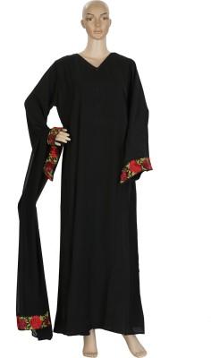 Hijab Studio HSBERM053a Nida Solid Burqa Yes
