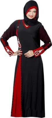 Saree Exotica AB14250 Lycra Printed Abaya No