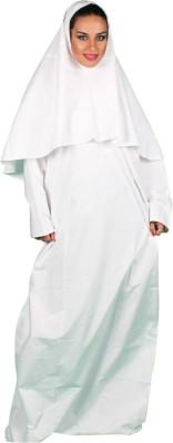 Islamic Attire yasirah Cotton Solid Abaya No