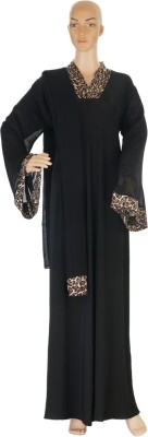 Hijab Studio HSB025HB Firdous Solid Abaya Yes