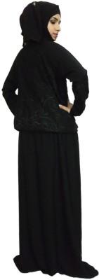 Pehnawa Amana Dubai Art Crepe Abaya No