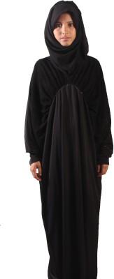 Muslimkart AY8732-10 Al-Nida Solid Abaya Yes