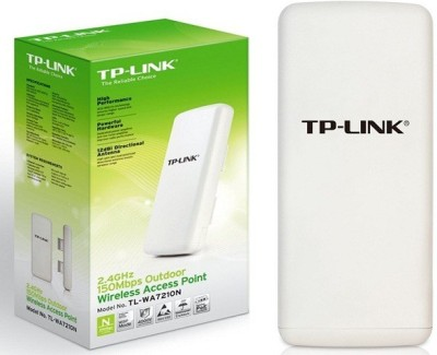 TP Link TL-WA7210N 2.4GHz 150Mbps Outdoor Wireless Access Point(White)