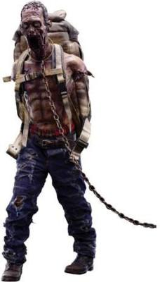 Walking Dead The Michonnes Red Pet Zombie 16 Scale