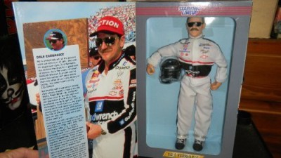 Starting Line Up Starting Lineup Winner,S Circle Dale Earnhardt Fully