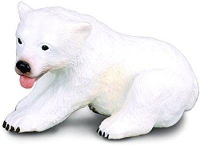 Collecta Polar Bear Cub (Sitting)