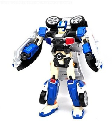 Young Tobot C Transformer Korean Animation Robot Character