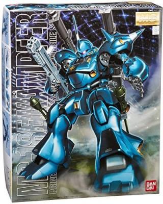 Gundam MS-18E Kämpfer MG 1/100 Scale