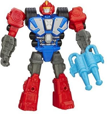 Transformers Hero Mashers Autobot Heatwave