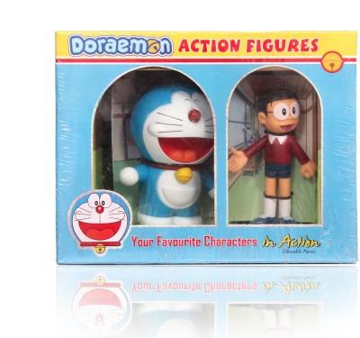 GRV Kreations Doraemon Action Figure