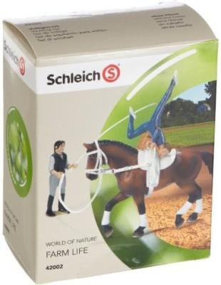 Schleich Vaulting Riding Set
