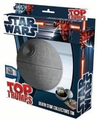 Top Trumps Star Wars Collector Tin