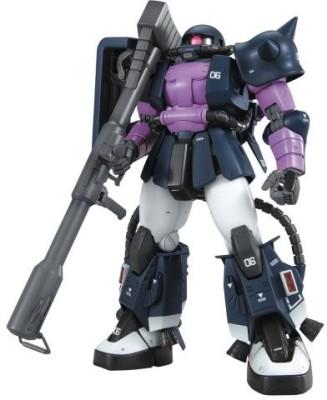 Gundam Ms06R Zaku Ii Black Trinity Ver 20 Mg 1/100 Scale
