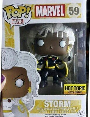 Pop Funko Marvel 59 Storm