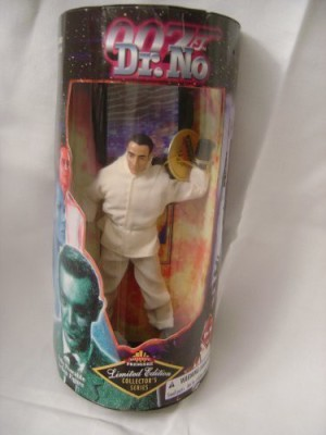 Exclusive Toy Products Inc. Dr No Exclusive Premiere Limited Edition 007 James Bond