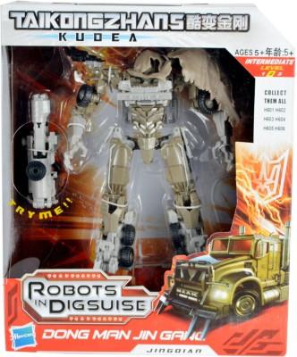 Tabu Converts Robot to Truck