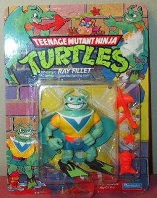 Teenage Mutant Ninja Turtles Tmnt Ray Fillet