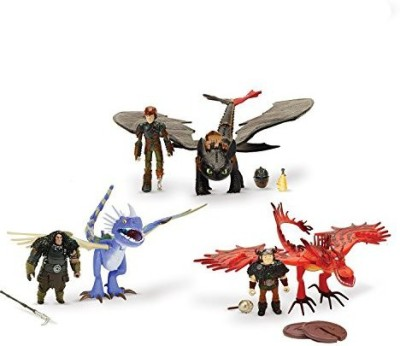 Unknown How To Train Your Dragon 2 Exclusive 6Pack Ultimate Dragon