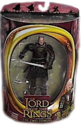 Toybiz Lotrtrilogytwo Towersseries 1 King Theoden In Armor