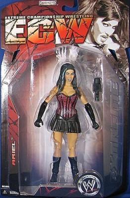 Wrestling W ECW Series 2 Action Figure: Ariel
