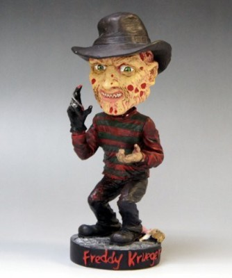 NECA A Nightmare On Elm Street Head Knocker Freddy Krueger