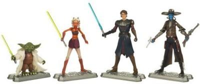 Star Wars The Clone Wars Battle Packs Holocron Heist