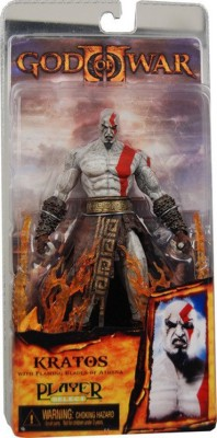 Anokhe Collections Kratos with Flame whips (God Of War) 18 cm Action Figure
