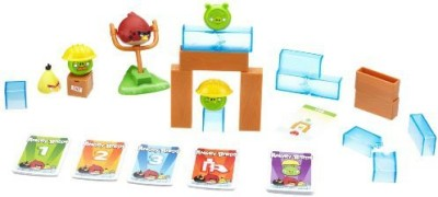Mattel Angry Birds On Thin Ice Game Board Game