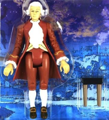 Accoutrements Mozart Action Figure