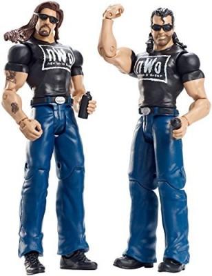 Mattel WWE Battle Pack Series #36: Hall vs. Nash Action Figure (2-Pack)