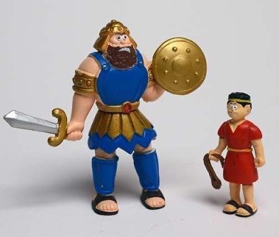 Renewing Minds Beginners Bible David And Goliath