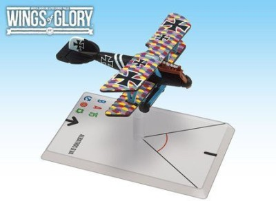 Ares Games Wings Of Glory Albatros Dva Jacobs