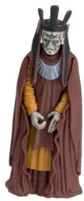 Hasbro Star Wars Episode 1 Nute Gunray Action Figure