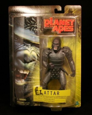 Planet of the Apes Attar