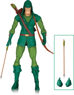 DC Collectibles Icons Green Arrow Longobow Hunters Action Figure