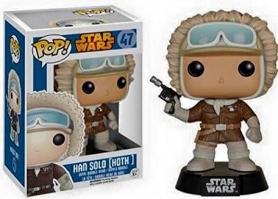 Pop Vinyl Funko Pop Star Wars Hoth Han Solo Bobble