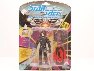 Star Trek The Next Generation Borg