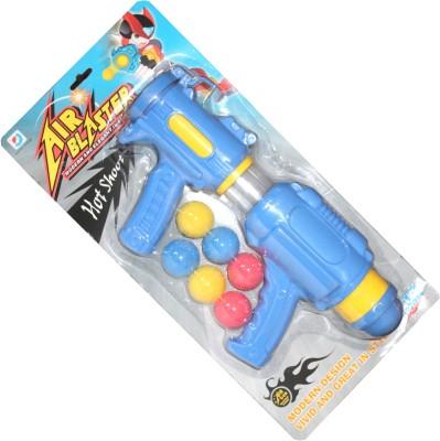 Scrazy Attractive Air Blaster Soft Balls Shooting Gun Game Toy
