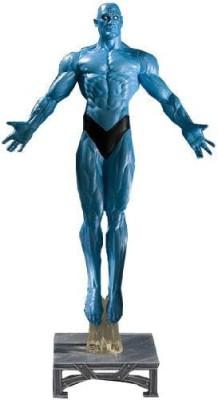DC COMICS Watchmen Movie Dr. Manhattan Action Figure